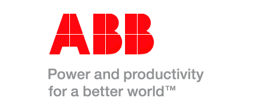 ABB Power and Productivity for a better world logo